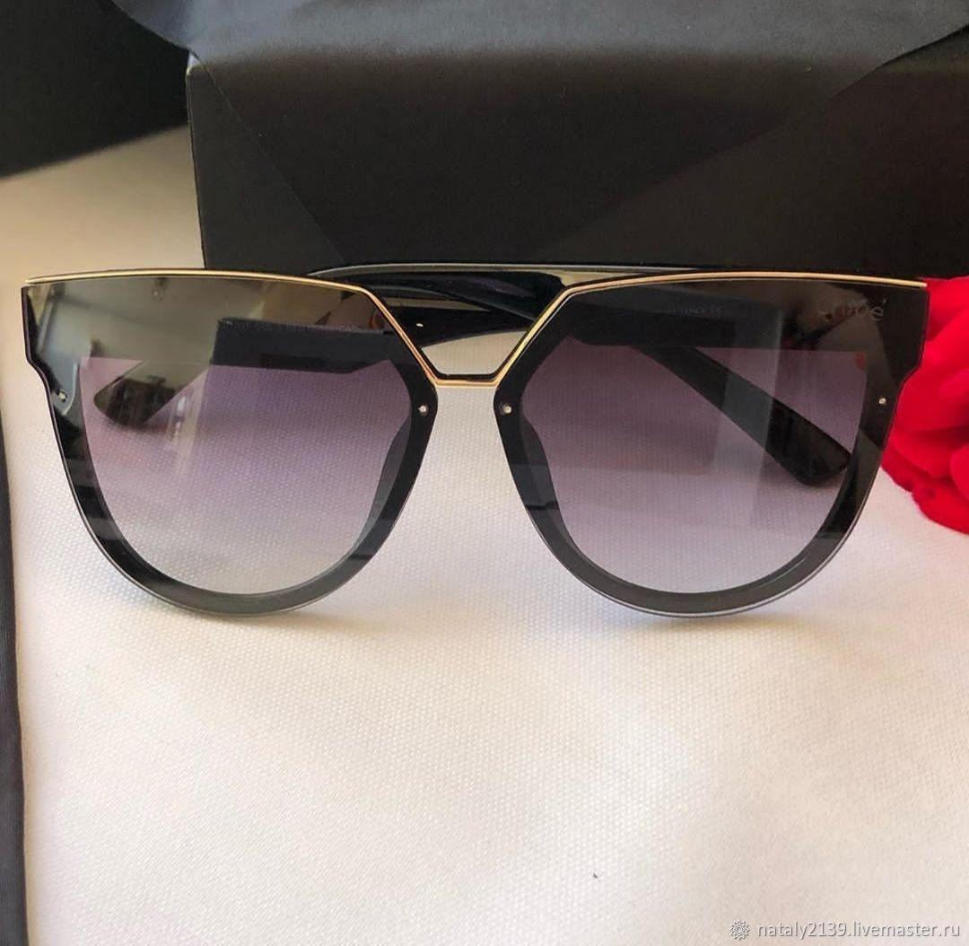 d7e0a9a61729 Винтаж: Очки солнцезащитные бренда Chloe – купить в интернет-магазине на  Ярмарке ...