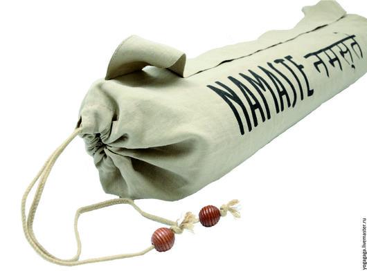 Чехол для йога-коврика «Namaste»