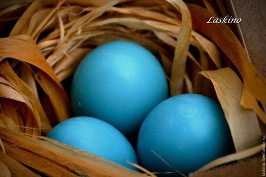 Яйца Синей птицы счастья.
