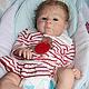 Куклы-младенцы и reborn ручной работы. Кукла реборн Сили-5. Мастерская 'Дочки и сыночки', Ирина. Интернет-магазин Ярмарка Мастеров.