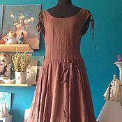 """Одежда ручной работы. Ярмарка Мастеров - ручная работа Платье """"Terra"""". Handmade."""