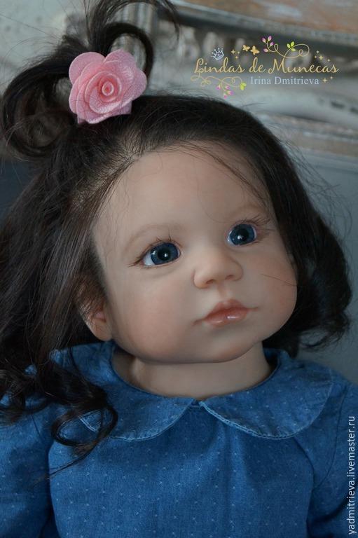 Куклы-младенцы и reborn ручной работы. Ярмарка Мастеров - ручная работа. Купить кукла реборн Элиза 2. Handmade. ребенку