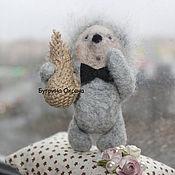 Куклы и игрушки handmade. Livemaster - original item Felted toy