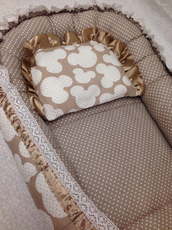 Кокон гнездо для новорожденных своими руками мастер класс