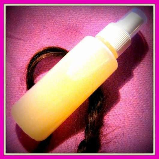 Бальзам для волос ручной работы. Ярмарка Мастеров - ручная работа. Купить Спрей для волос «Пробуждение» 100мл. Handmade. Белый