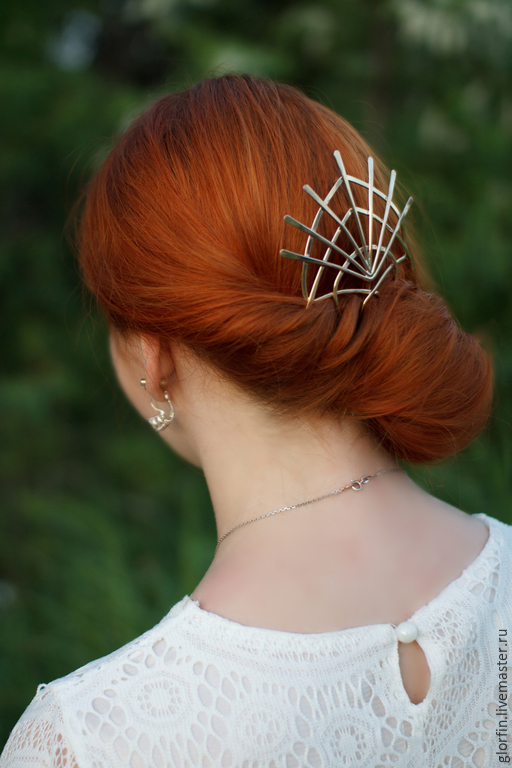 гребень арт-нуво модерн Диадема венец тиара корона, эльфийские украшения, эльфийская диадема, свадебная диадема, диадема невесты,Глорфин