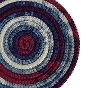 Украшения ручной работы. Ярмарка Мастеров - ручная работа Украшение на шею Lasso Contrast вязаный шарф колье бусы. Handmade.