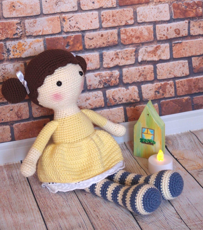 Кукла Люси, Игрушки, Москва, Фото №1