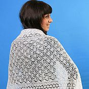 Аксессуары handmade. Livemaster - original item 21 downy scarf tippet