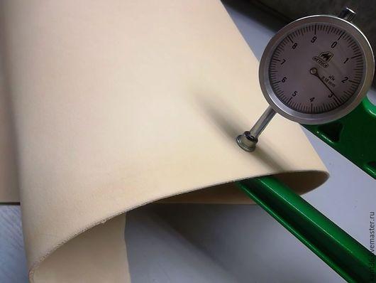 Шитье ручной работы. Ярмарка Мастеров - ручная работа. Купить 6002/123 - Растительное дубление (2,6-3,0). Handmade.