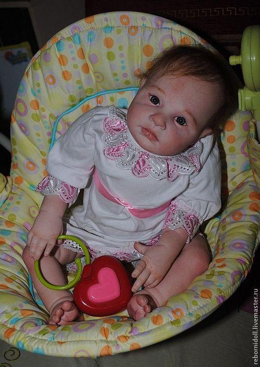 Куклы-младенцы и reborn ручной работы. Ярмарка Мастеров - ручная работа. Купить Кукла реборн Николь. Handmade. Кукла реборн