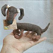 Куклы и игрушки ручной работы. Ярмарка Мастеров - ручная работа Письмо маленькой Собачки.. Handmade.