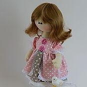 Куклы и игрушки ручной работы. Ярмарка Мастеров - ручная работа Кукла  Дженни. Handmade.