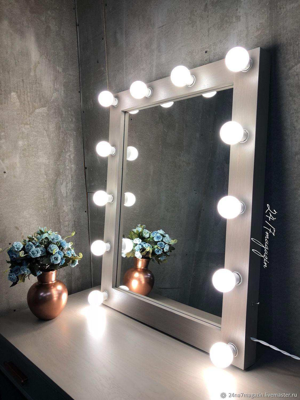 Make-up mirror WOLF, Mirror, Yaroslavl,  Фото №1