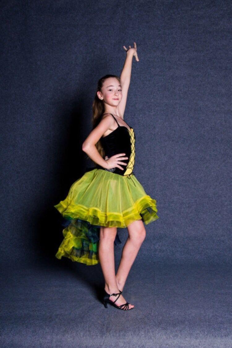 Платье для бальных танцев латина MULEN RUG, Костюмы, Мариуполь, Фото №1