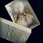 Куклы и игрушки ручной работы. Ярмарка Мастеров - ручная работа Ангел хранитель. Handmade.