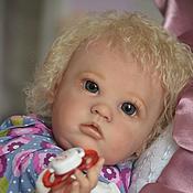 Куклы и игрушки ручной работы. Ярмарка Мастеров - ручная работа КУКЛА РЕБОРН - Sharlomae. Handmade.