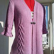 Одежда ручной работы. Ярмарка Мастеров - ручная работа Джемпер-пиджак. Handmade.