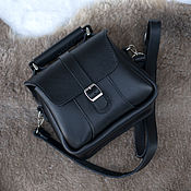 Сумки и аксессуары handmade. Livemaster - original item Casual handbag from NAT. skins. Handmade.