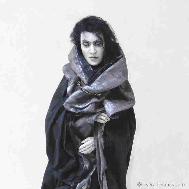 Черный рыцарь, Куклы, Москва, Фото №1