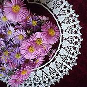 Аксессуары handmade. Livemaster - original item Lace collar No. №11. Handmade.