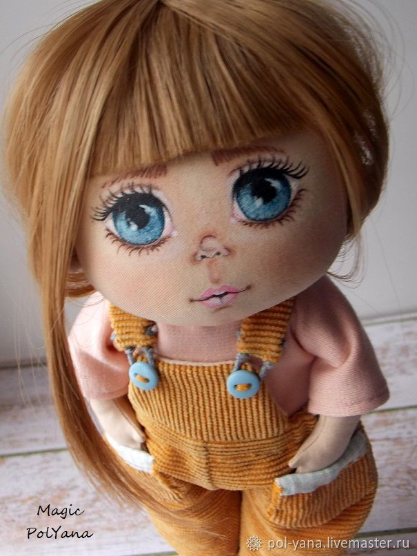 Author's doll collection doll interior doll textile doll, Ball-jointed doll, Ufa,  Фото №1