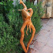 Для дома и интерьера handmade. Livemaster - original item Interior sculpture bird. Handmade.