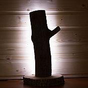 Для дома и интерьера ручной работы. Ярмарка Мастеров - ручная работа Настольный светильник/торшер led 3 Вт. Handmade.