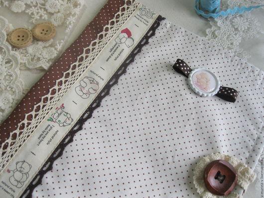 """Обложки ручной работы. Ярмарка Мастеров - ручная работа. Купить Папка для свидетельства о рождении """"Миша"""". Handmade. Белый, новорожденным, обложка"""