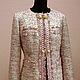The costume In the 'Chanel style' in shades of pink, Suits, Moscow,  Фото №1