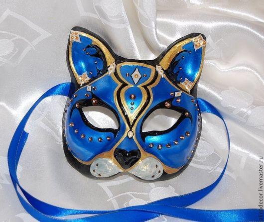 Праздничная атрибутика ручной работы. Ярмарка Мастеров - ручная работа. Купить Карнавальные маски. Handmade. Подарок, карнавал, веселый подарок