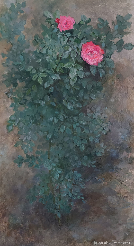 Роза, Картины, Москва,  Фото №1