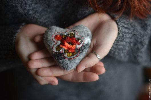 Подарки для влюбленных ручной работы. Ярмарка Мастеров - ручная работа. Купить Цветущее сердце каменное сердце валентинка. Handmade. Сердце