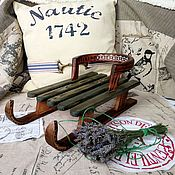 Подарки к праздникам handmade. Livemaster - original item Decorative sled