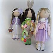 Материалы для творчества handmade. Livemaster - original item pdf author pattern doll -baby!. Handmade.