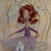 Куклы и игрушки ручной работы. Ярмарка Мастеров - ручная работа Балерина в розовом. Handmade.
