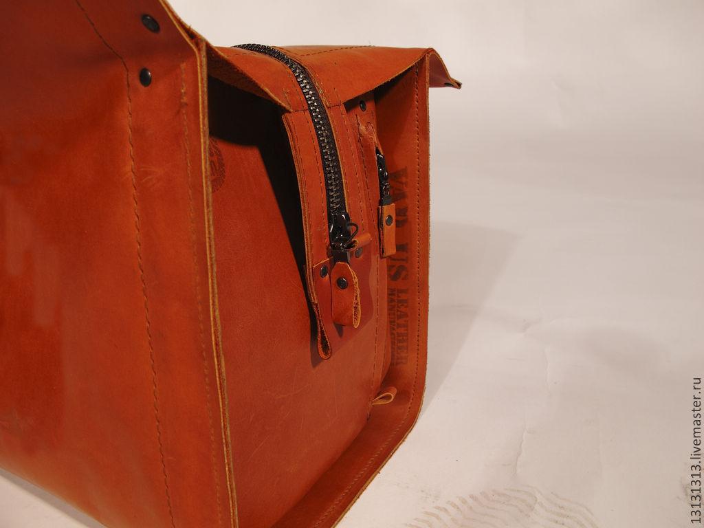 аукцион с нуля, коричневая сумка