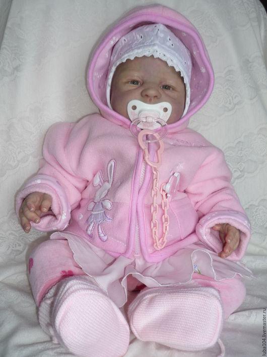 Куклы-младенцы и reborn ручной работы. Ярмарка Мастеров - ручная работа. Купить Кукла -реборн ARIEL скульптор SHEILA MICHAEL. Handmade.