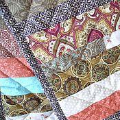 Для дома и интерьера ручной работы. Ярмарка Мастеров - ручная работа Индийские пряности дорожка лоскутная универсальная. Handmade.