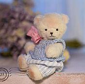 Куклы и игрушки ручной работы. Ярмарка Мастеров - ручная работа Мишка тедди Люля-Пилюля. Handmade.
