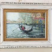 """Картины и панно ручной работы. Ярмарка Мастеров - ручная работа Картина """"Венеция"""". Handmade."""