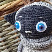 """Куклы и игрушки ручной работы. Ярмарка Мастеров - ручная работа """"Ночь в одиноком Октябре"""" или... Серая Дымка. Handmade."""