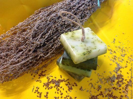 Мыло ручной работы. Ярмарка Мастеров - ручная работа. Купить Травяное. Handmade. Мыло ручной работы, мыло с эфирными маслами