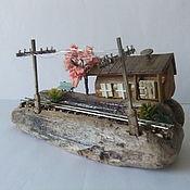 Для дома и интерьера handmade. Livemaster - original item Miniature