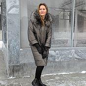 """Одежда ручной работы. Ярмарка Мастеров - ручная работа Пальто зимнее """" BARRETT"""". Handmade."""