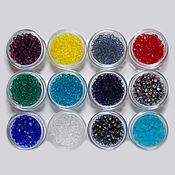 Материалы для творчества handmade. Livemaster - original item Beacons crystal (100 PCs). Handmade.