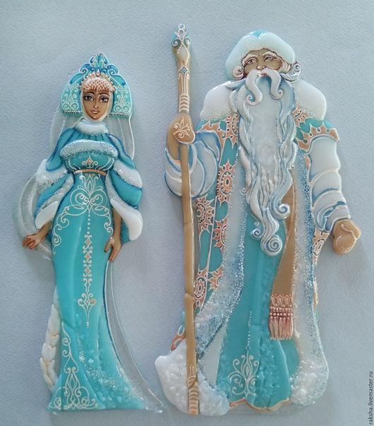 `Мороз и Снегурка`   Ирина Ракша