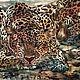 Животные ручной работы. Ярмарка Мастеров - ручная работа. Купить Гепарды. Handmade. Картина, гипард, звери, дикая природа