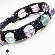 Украшения handmade. Livemaster - original item Bracelet-talisman for Aries fluorite. Handmade.