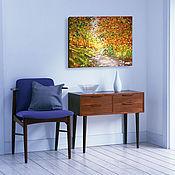 """Картины и панно ручной работы. Ярмарка Мастеров - ручная работа """"Осень"""". Handmade."""